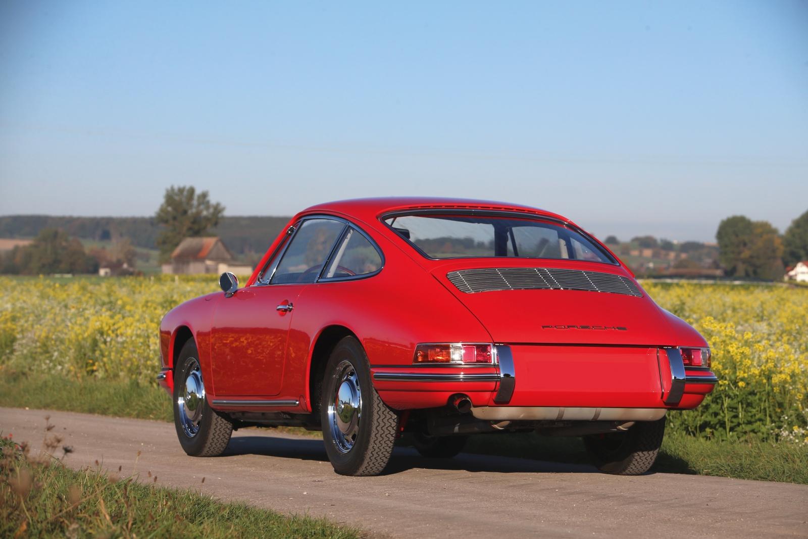 1965 Porsche 901