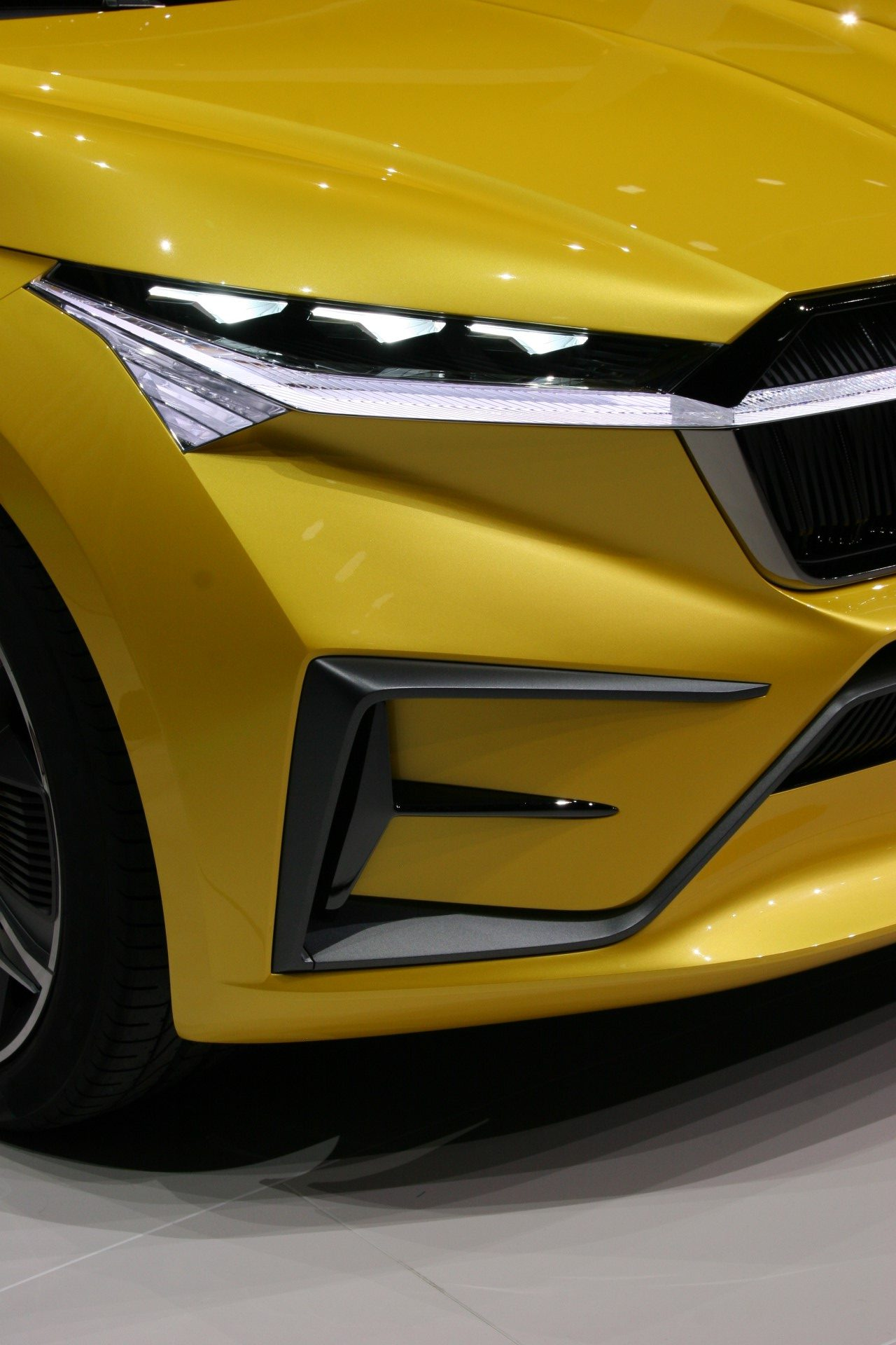 Škoda VISION iV tanulmány Genfi Autószalon 2019