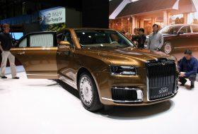 aurus, genfi autószalon, luxusautó, orosz, putyin, senat, új rolls-royce