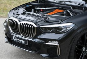 bmw x5 m, dízel, g-power, tuning, x5 m50d
