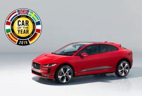 elektromos, év autója, i-pace, jaguar
