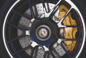 911 turbo, a nap képe, féktáv, fékút, karbon, új porsche