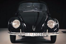 a nap képe, bogár, egyedi autó, ferdinand porsche, oldtimer, új volkswagen