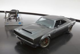 dodge charger, hellephant, mopar, restomod, sema