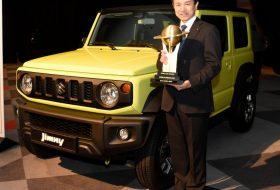 japán, jimny, suzuki, világ év autója