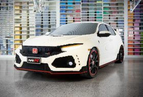 civic type r, honda, honda civic, legó, type r