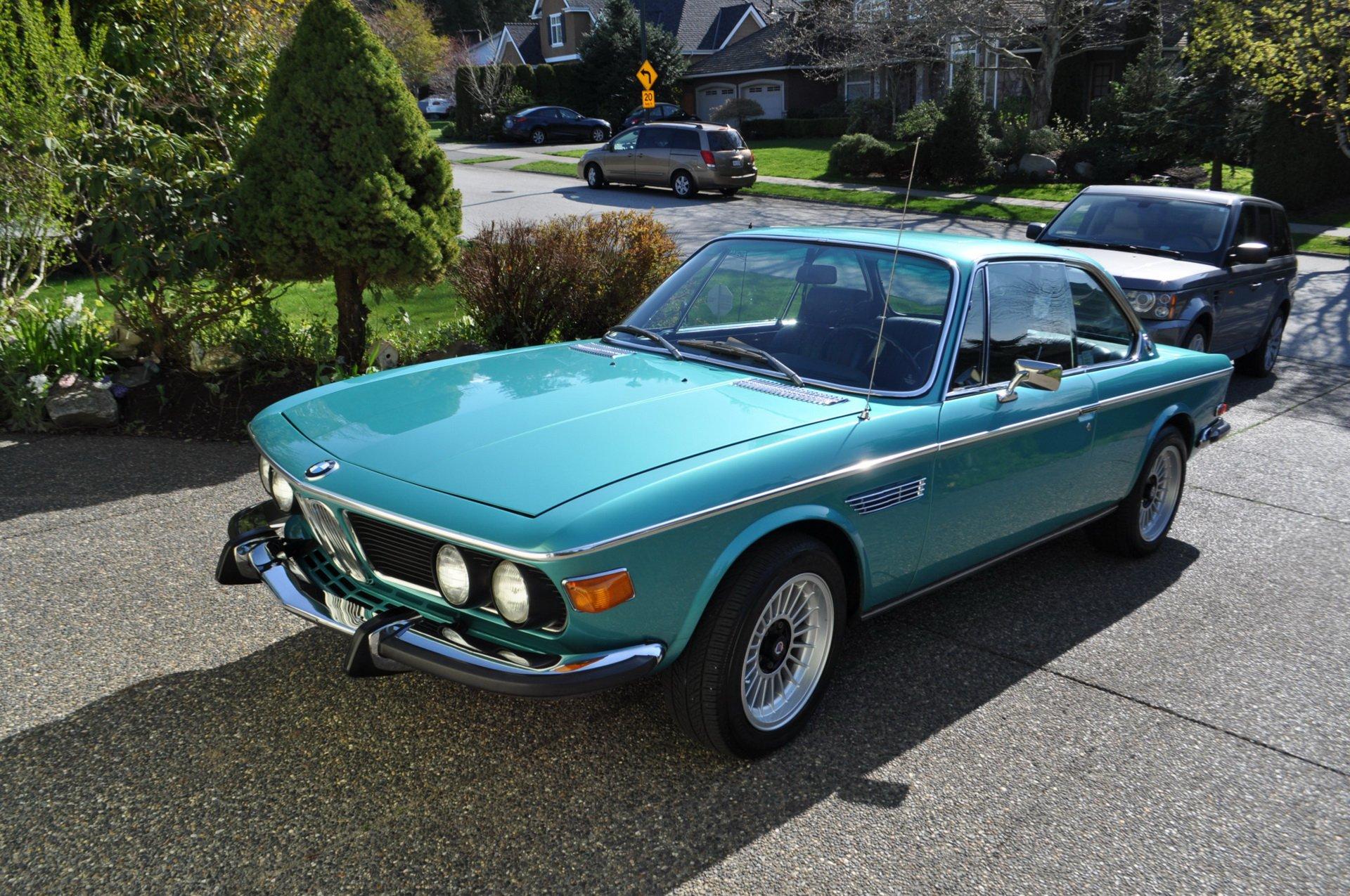 BMW 3.0 CS E9 1973