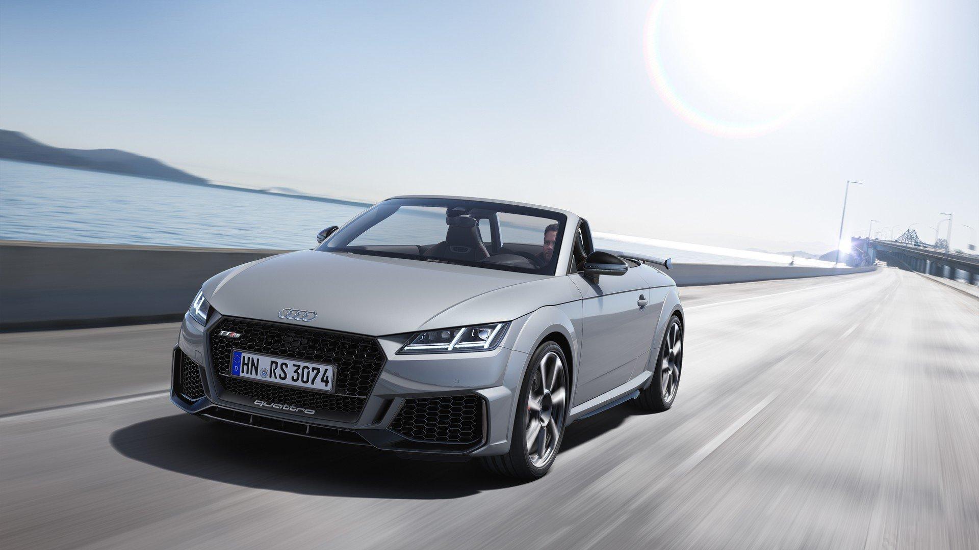 Audi TT három generáció