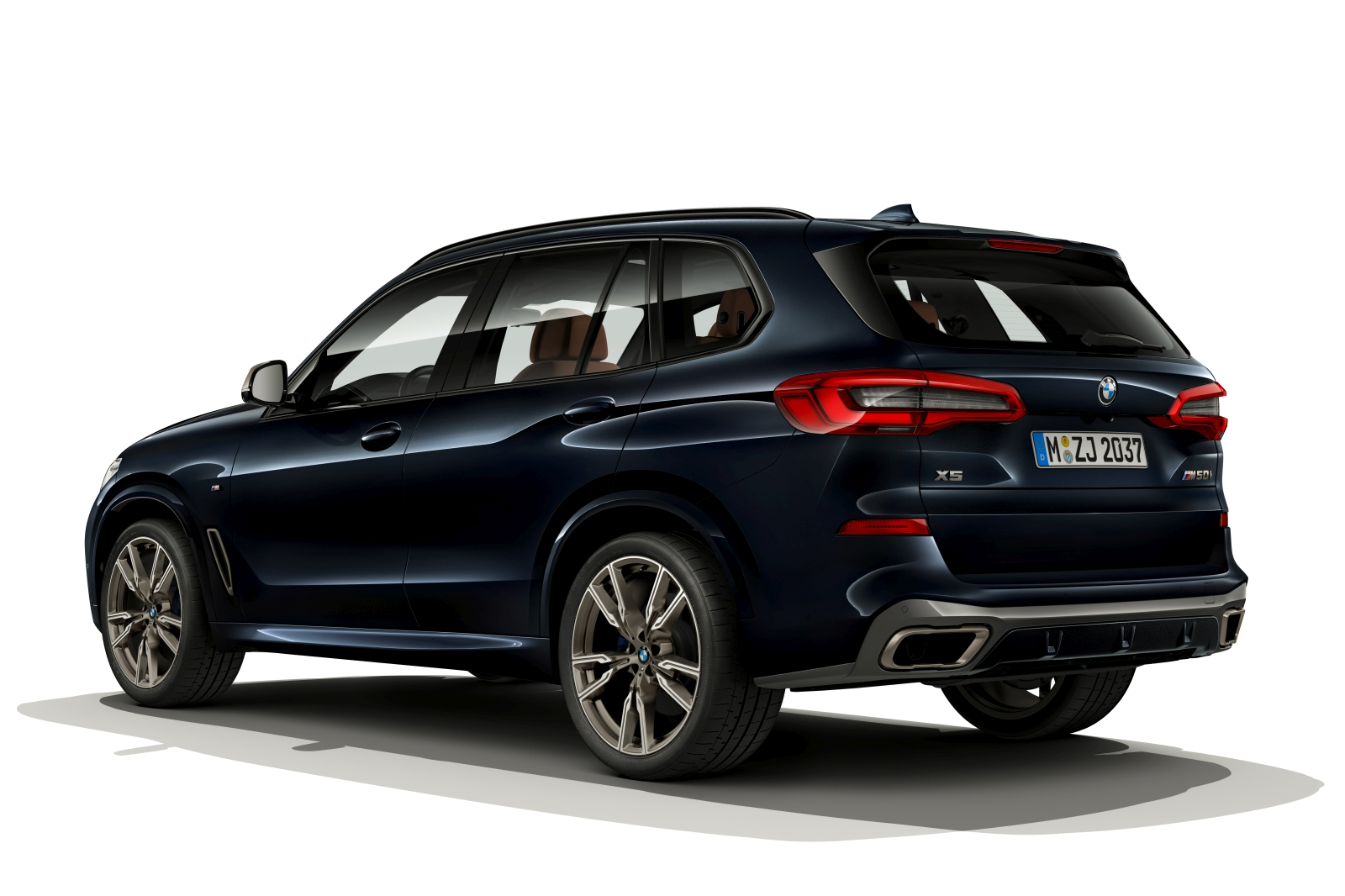 BMW X5 M50i és BMW X7 M50i