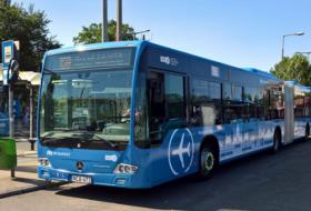 applikáció, busz, közlekedés, mobiljegy, reptér