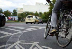 biztonság, kerékpár, kresz, szabályok