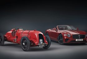 bentley, blower, centenárium, continental gt, mulsanne, number 1 edition