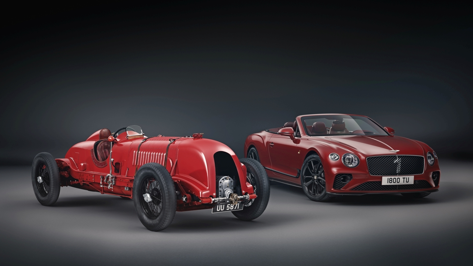 Bentley Continental GT Convertible Number 1 Edition by Mulliner