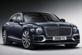 bentley, flying spur, új bentley, új flying spur