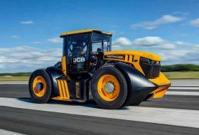 leggyorsabb, rekord, sebességi rekord, traktor