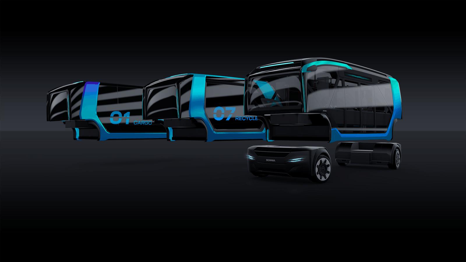 Scania NXT