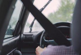 autó, biztonság, öv, technológia