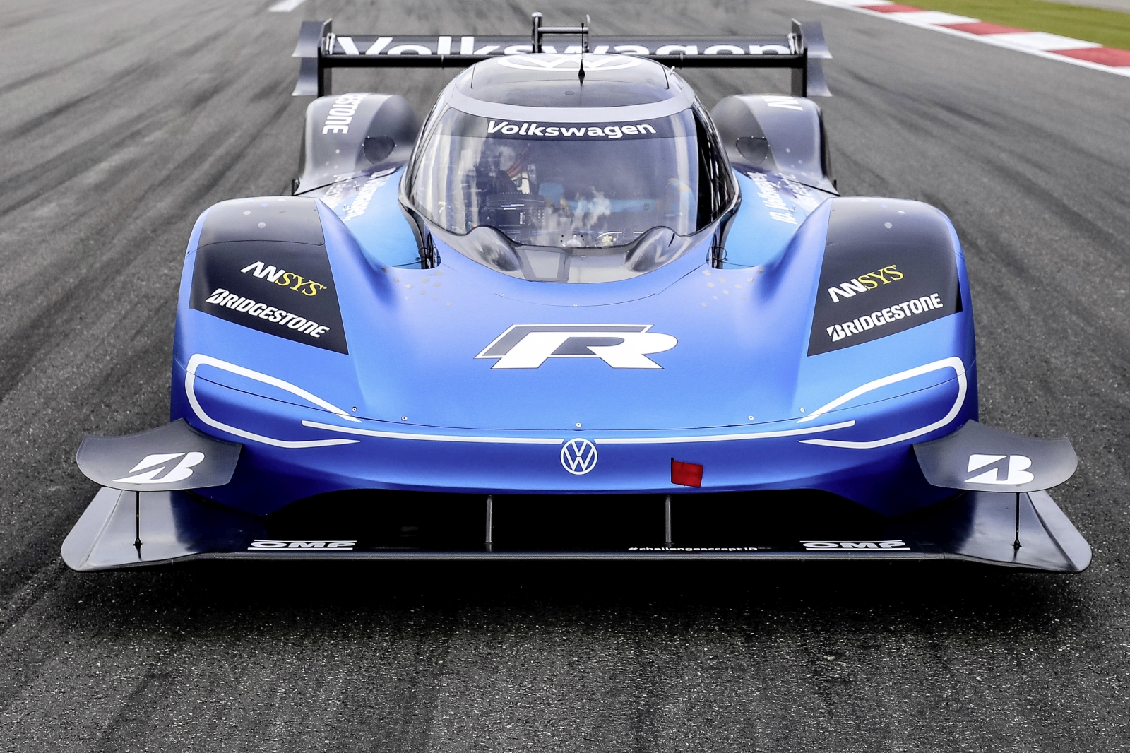 New challenge for the Volkswagen ID.R at Goodwood Festival of Speed.