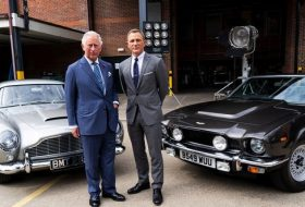 Aston Martin Valhalla, DB85, james bond, land rover