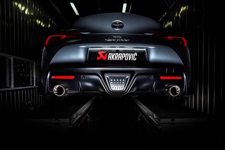 Toyota Supra A90 tuning