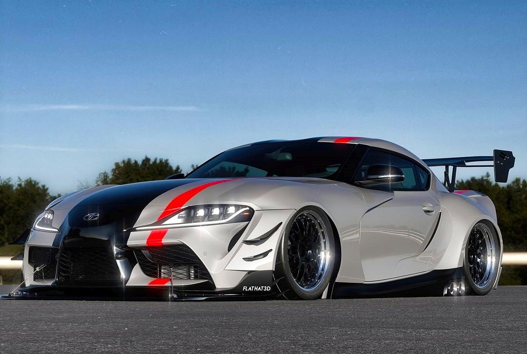 Toyota Supra ACR