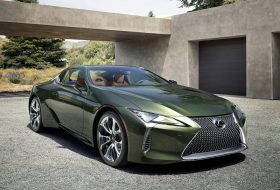 lc limited edition, lexus, lexus lc