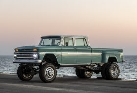 chevrolet, pickup, restomod