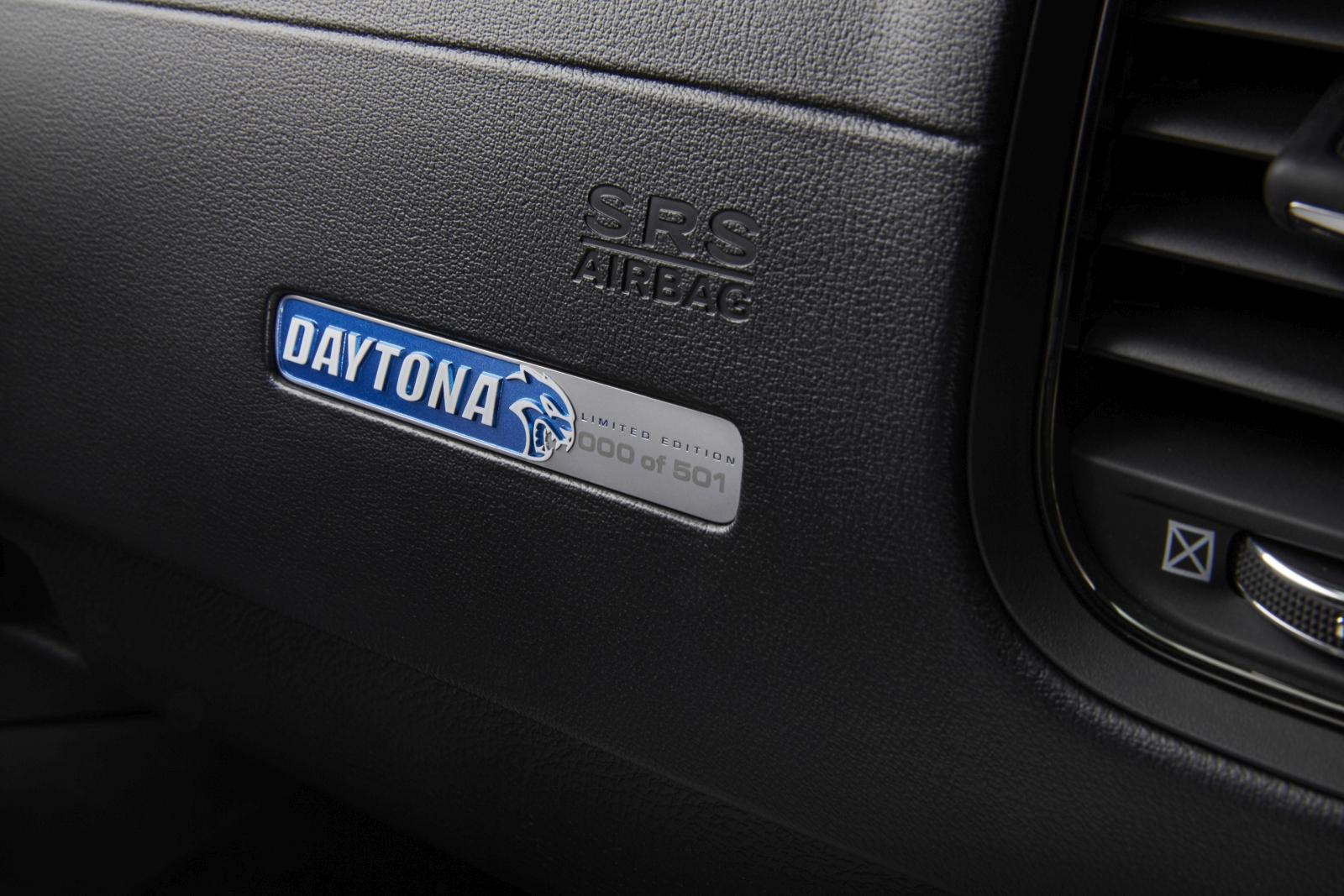Dodge Charger SRT Hellcat Widebody Daytona 50th Anniversary Edition