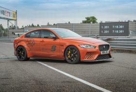 jaguar, jaguar xe, nürburgring, project 8, rekord, xe sv project 8