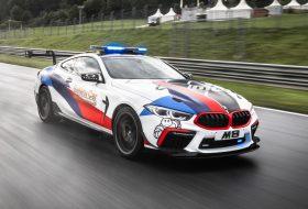 biztonsági autó, bmw, bmw m8, m performance, motogp, safety car