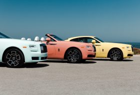 black badge, dawn, ghost, pebble beach, rolls-royce, wraith