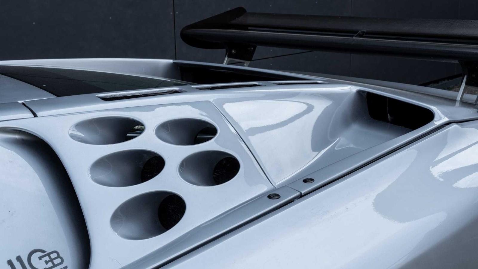 Bugatti Centodieci