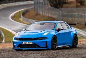 cyan racing, leggyorsabb, lynk & co, Lynk & Co 03 Cyan, nürburgring, polestar, project 8, rekord