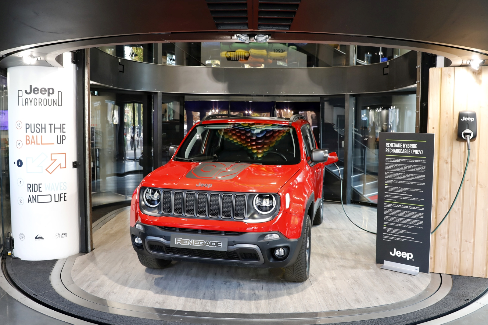Jeep Renegade Plug-in Hybrid