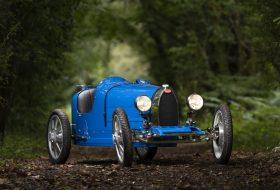 baby ii, bugatti, játékautó, type 35