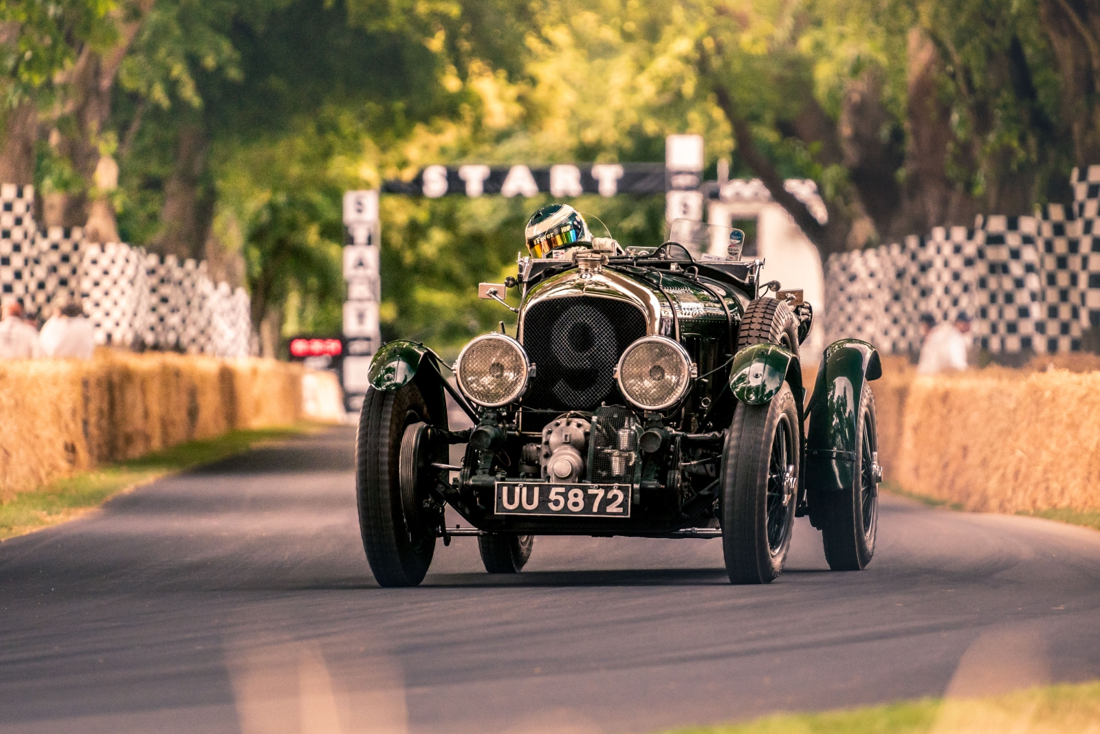 1929 Bentley Team Blower