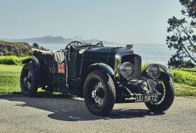bentley, goodwood, le mans, mulliner, pebble beach, team blower, tim birkin