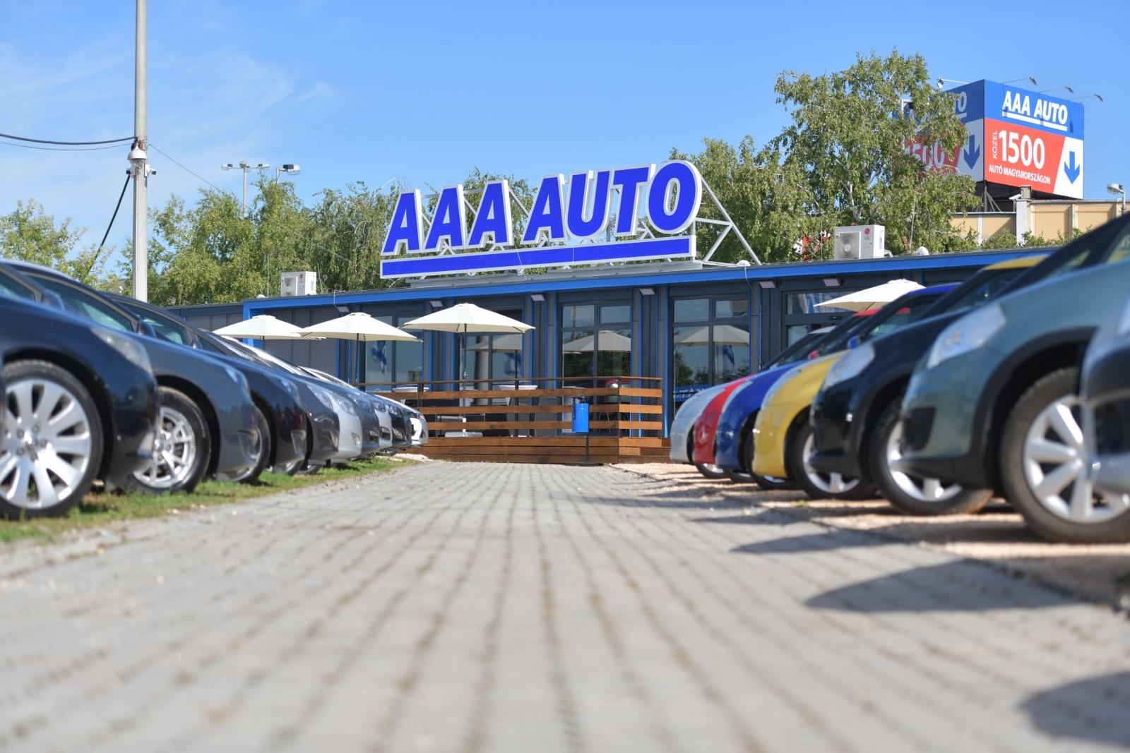 AAA AUTO budaörsi telephely megnyitó