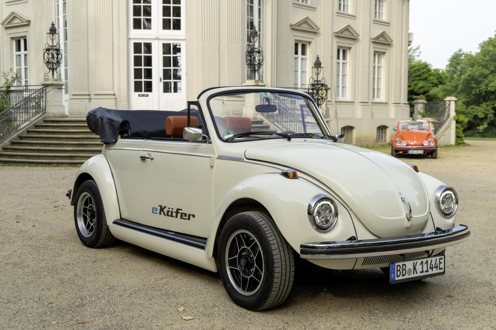 Volkswagen e-Beetle