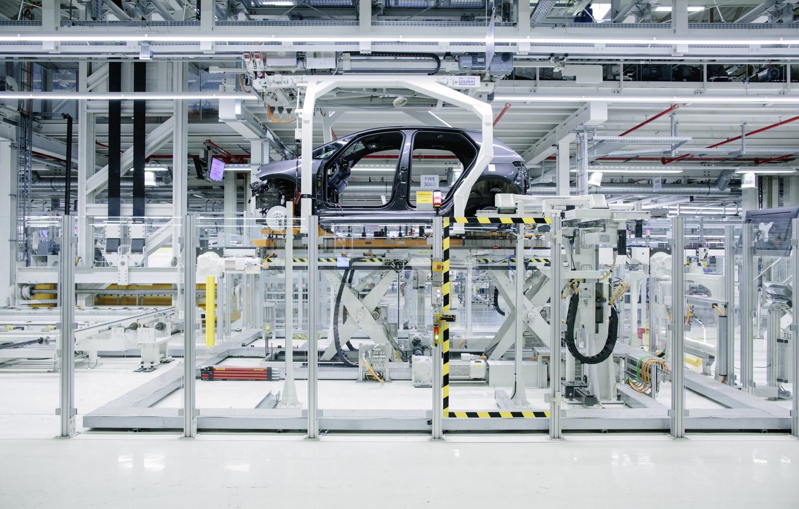 ID - Workshop bei VW Sachsen