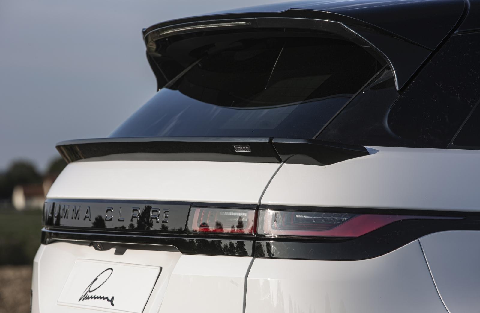Lumma Design Range Rover Evoque