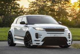 evoque, lumma, range rover, widebody