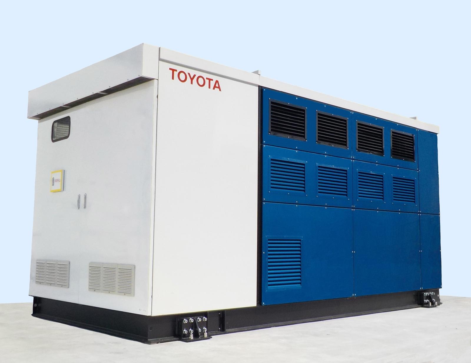 Toyota_hidrogen_uzemanyagcellas_generator_1