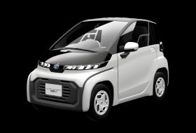 elektromos, i-road, közlekedés, mobilitás, tokiói autószalon, toyota