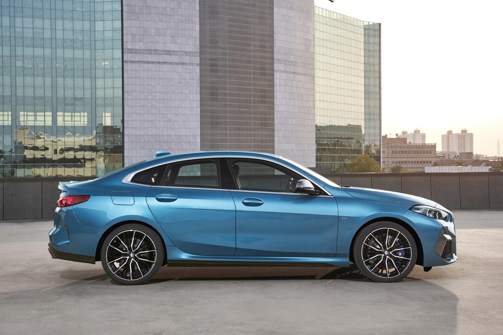 BMW 2-es Gran Coupé