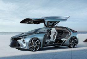 elektromos, közlekedés, lexus, lf-30, mesterséges intelligencia