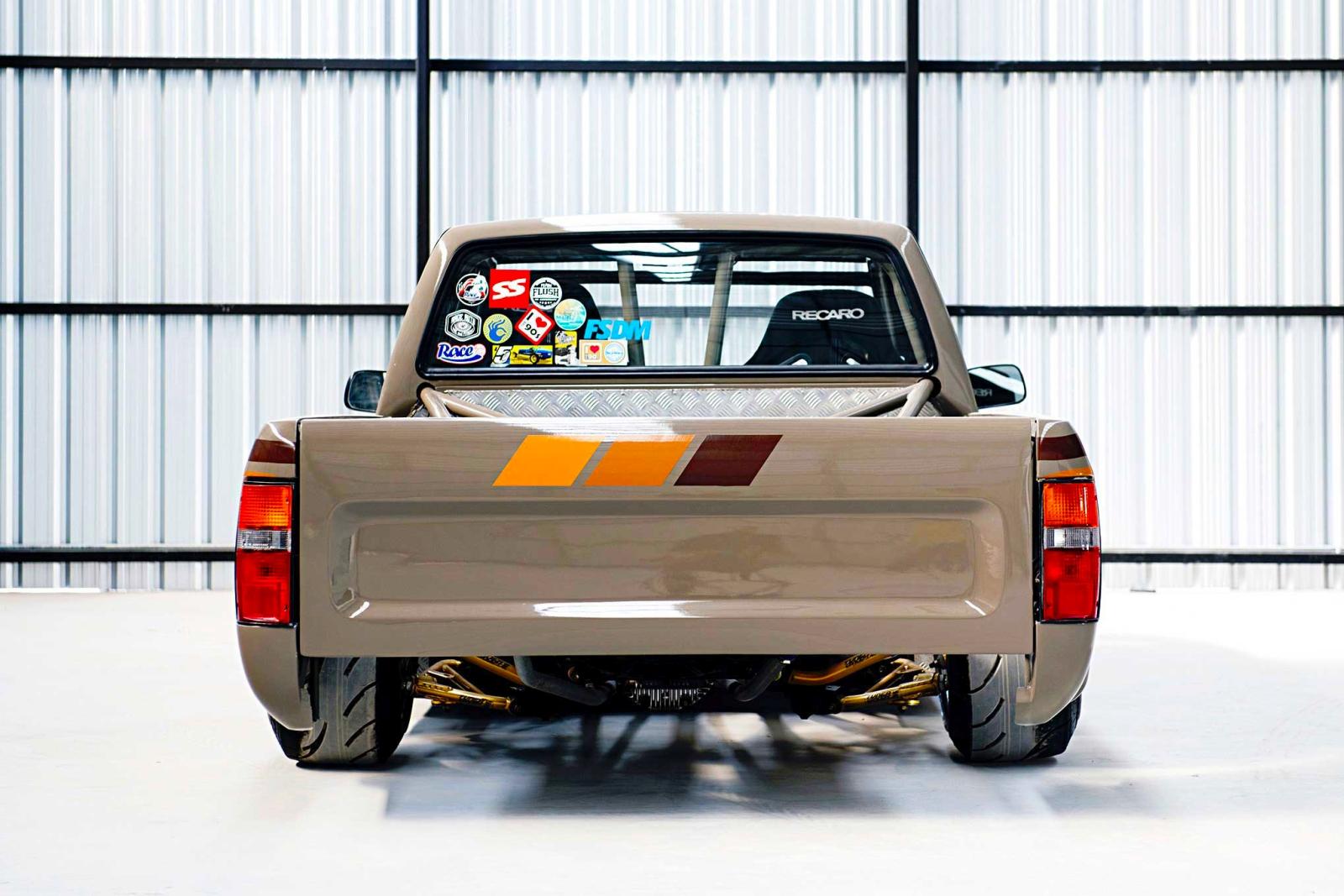 1991 Toyota Hilux Mighty-X