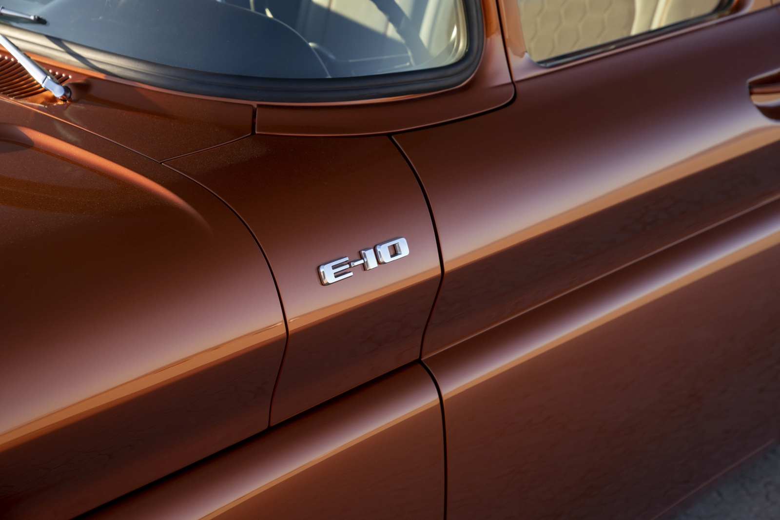 Chevrolet E-10 Concept