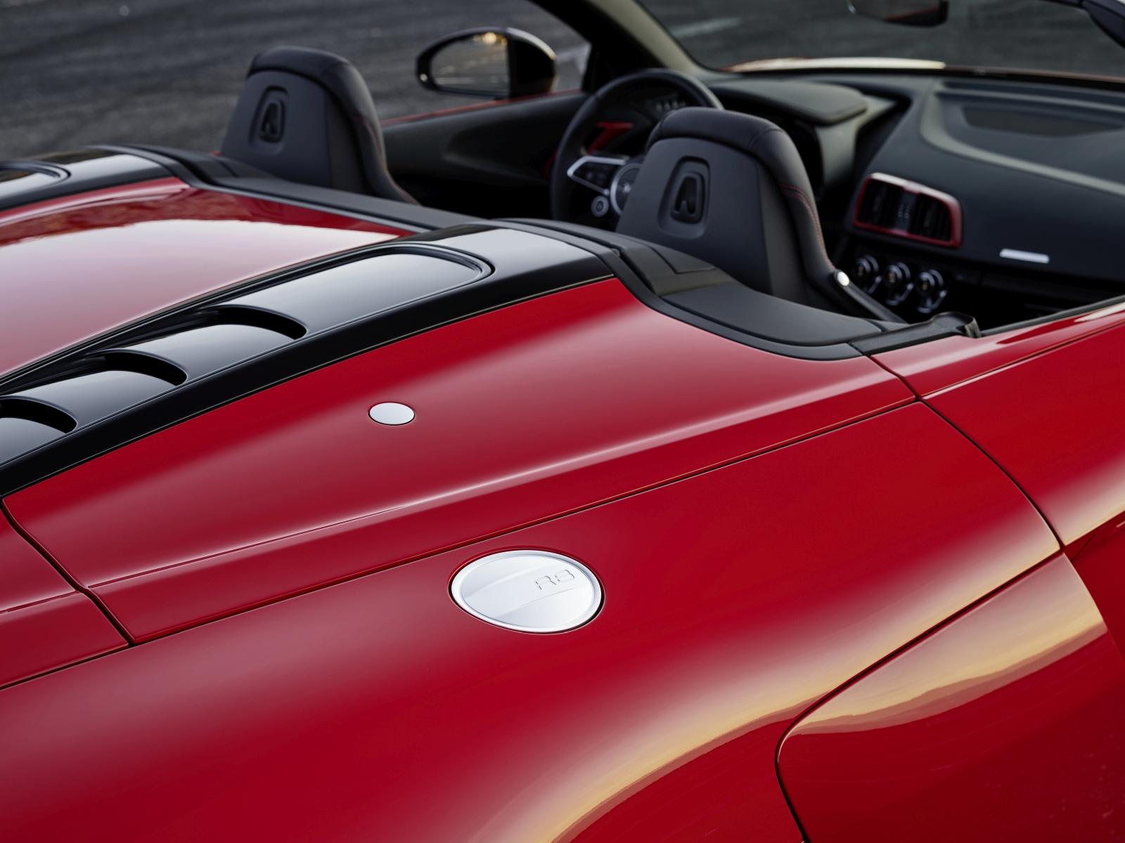 Audi R8 V10 RWD Coupé és Spyder
