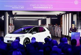 autóipar, e-mobilitás, elektromos, fenntarthatóság, id.3, karbon-semleges, volkswagen